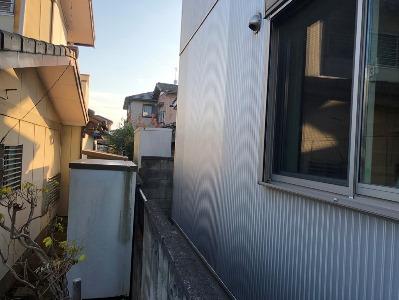 自宅リフォーム外壁2