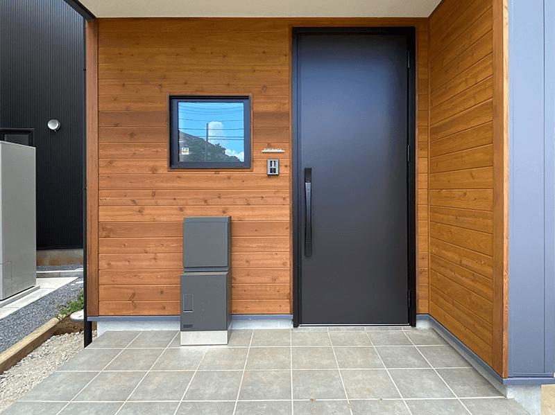 自然素材に囲まれ、健康的で快適な家に住むこと